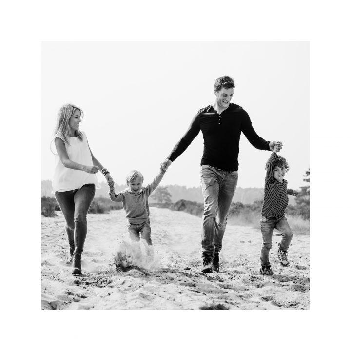 Spontane gezinsfotografie // Family storytelling