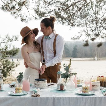 Styled weddingshoot inspiratie