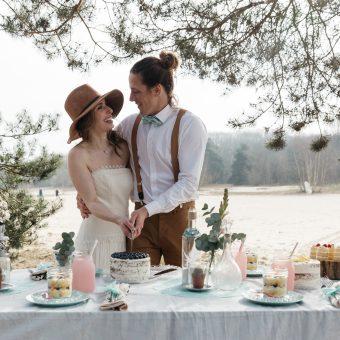 Styled weddingshoot inspiratie
