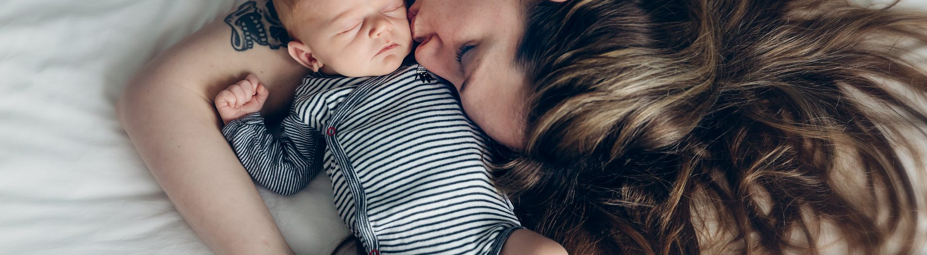 Newborn- en babyfotografie