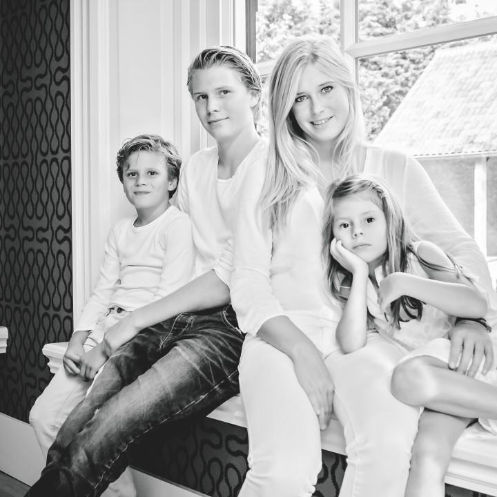 gezinsfotografie aan huis, Breda