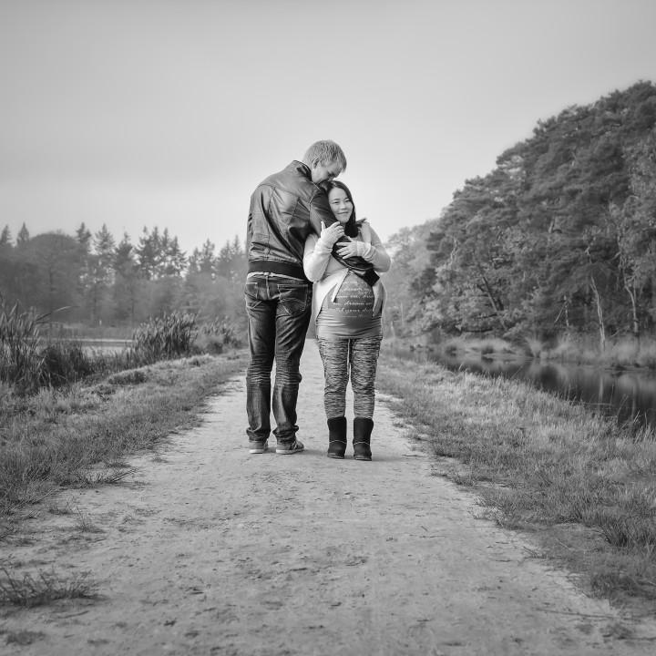 zwangerschapsshoot, Breda