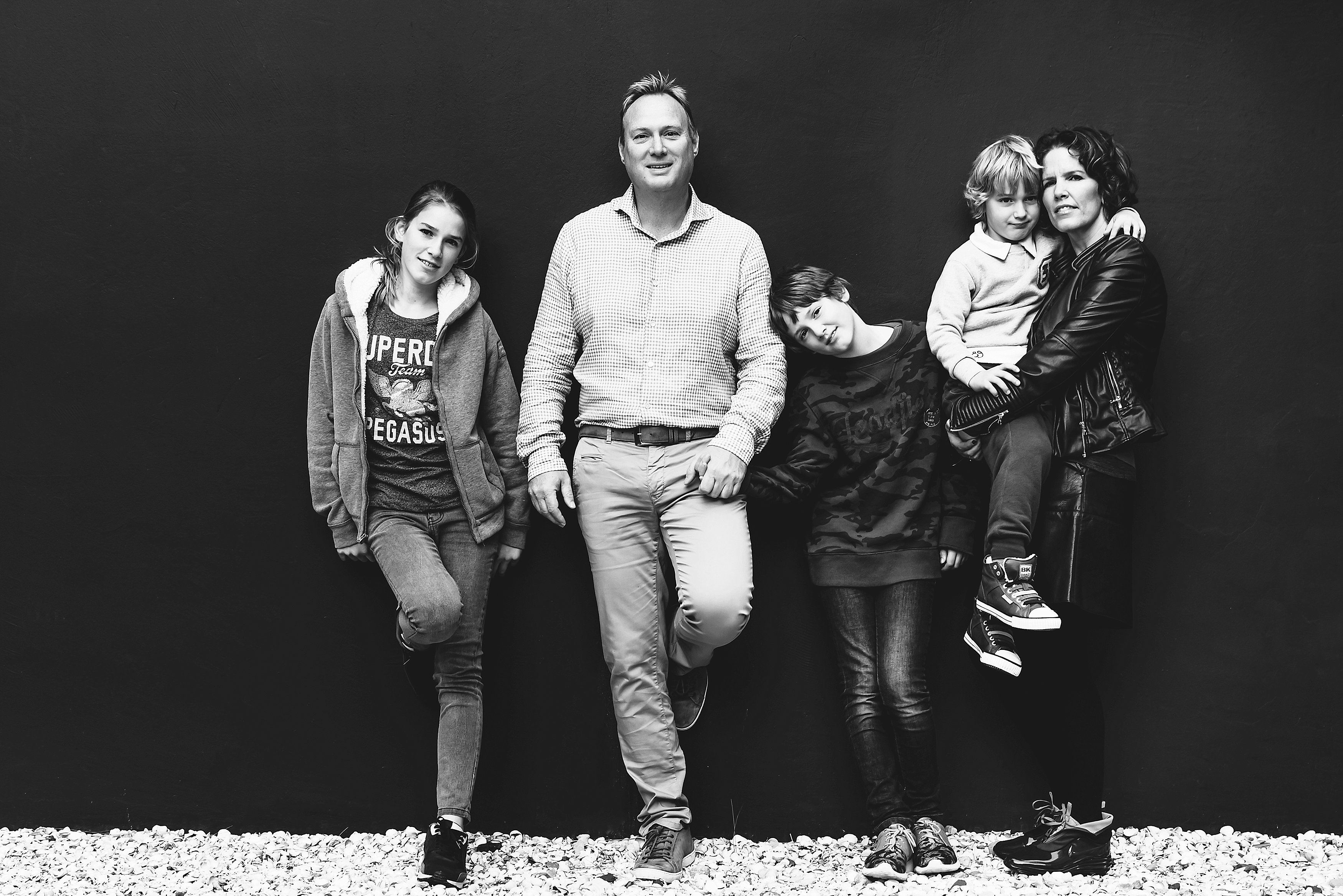 gezinsfotoshoot Breda