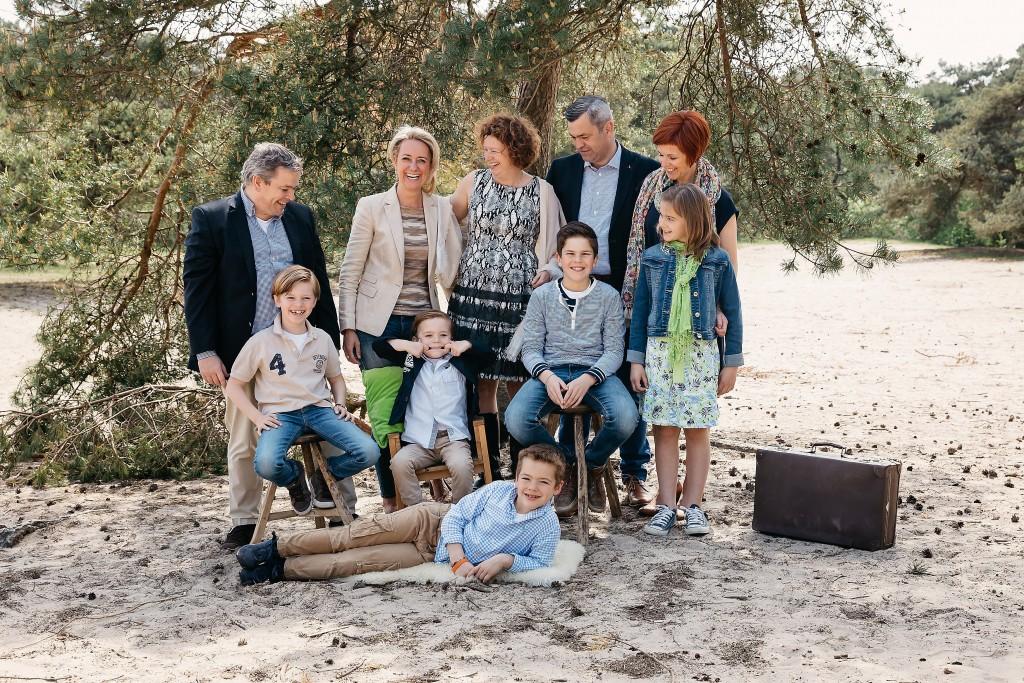 lifestyle familyshoot, Noord-Brabant