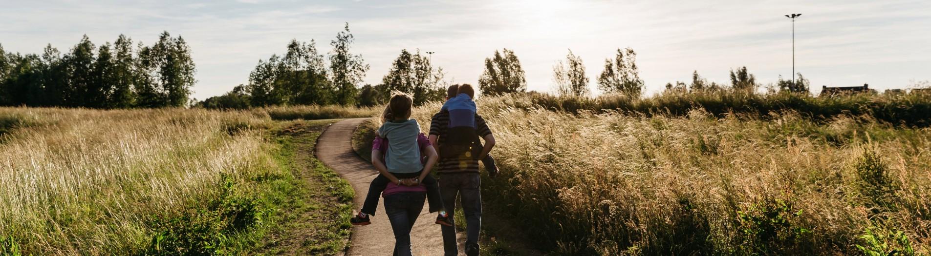 gezinsfotografie, Goodbye Holland