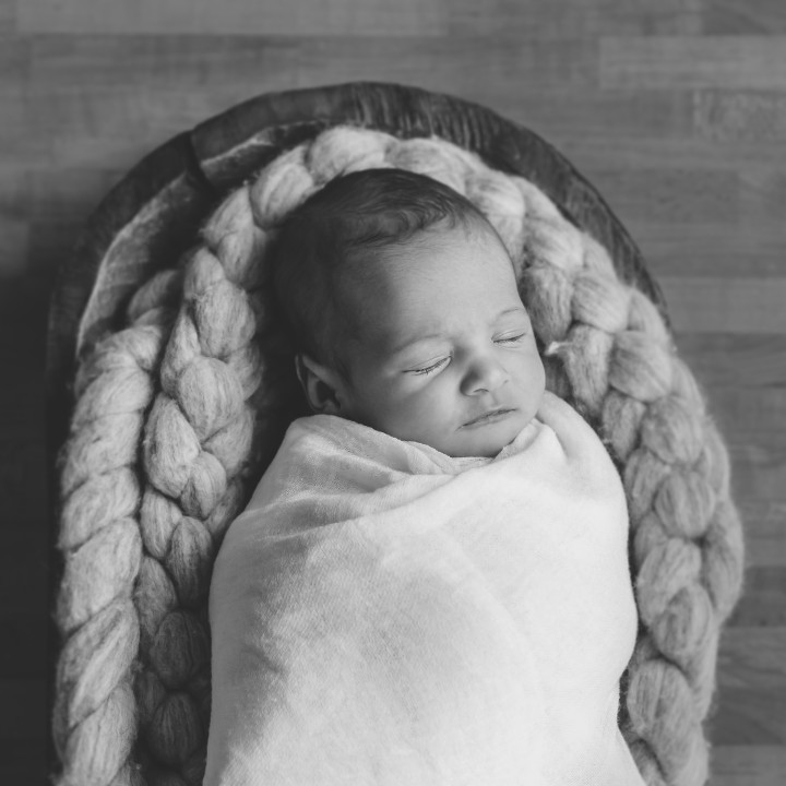 Lifestyle newbornshoot