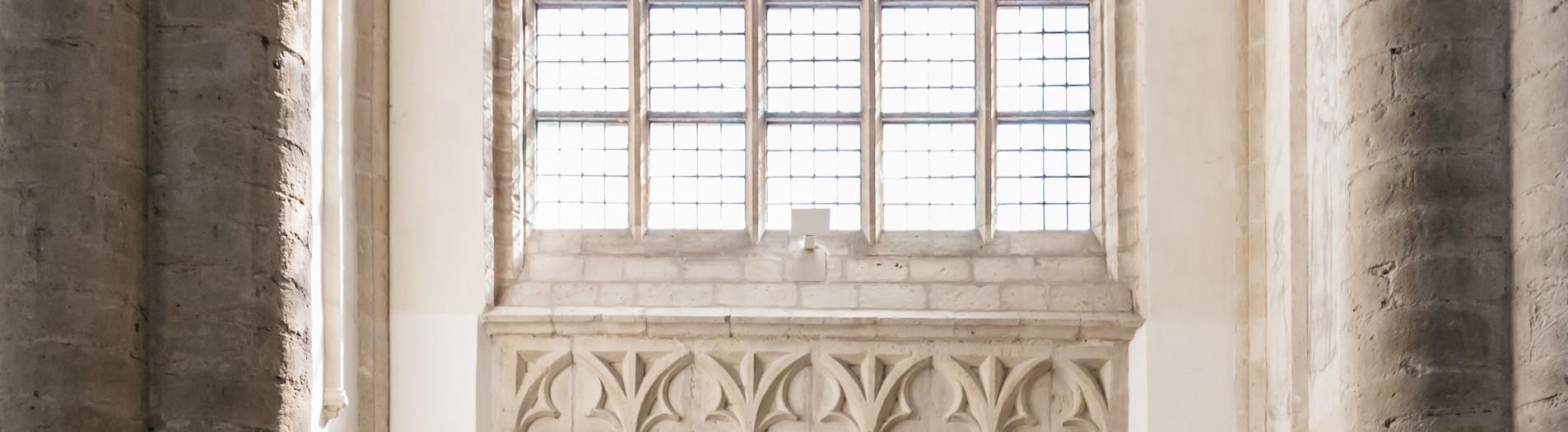 preview bruidsfotografie Breda, de grote kerk