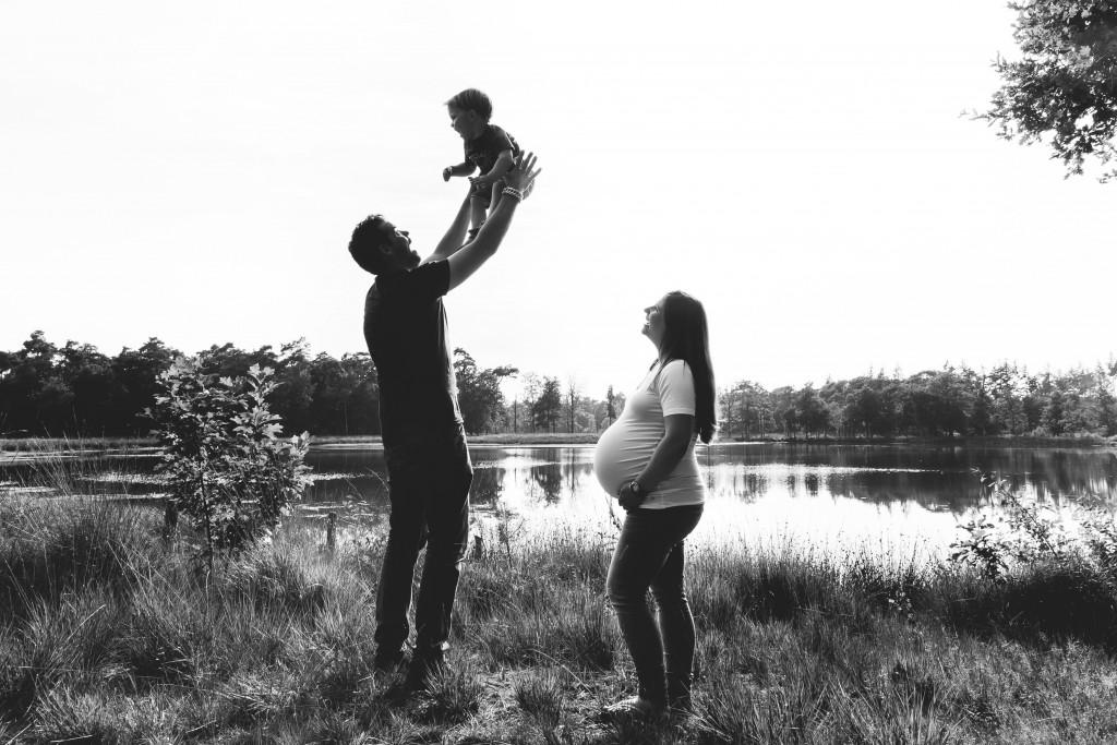 zwangerschapsreportage, Breda