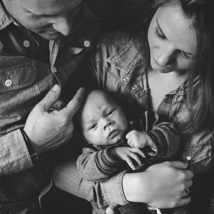 newborn-gezinsfotografie aan huis Breda