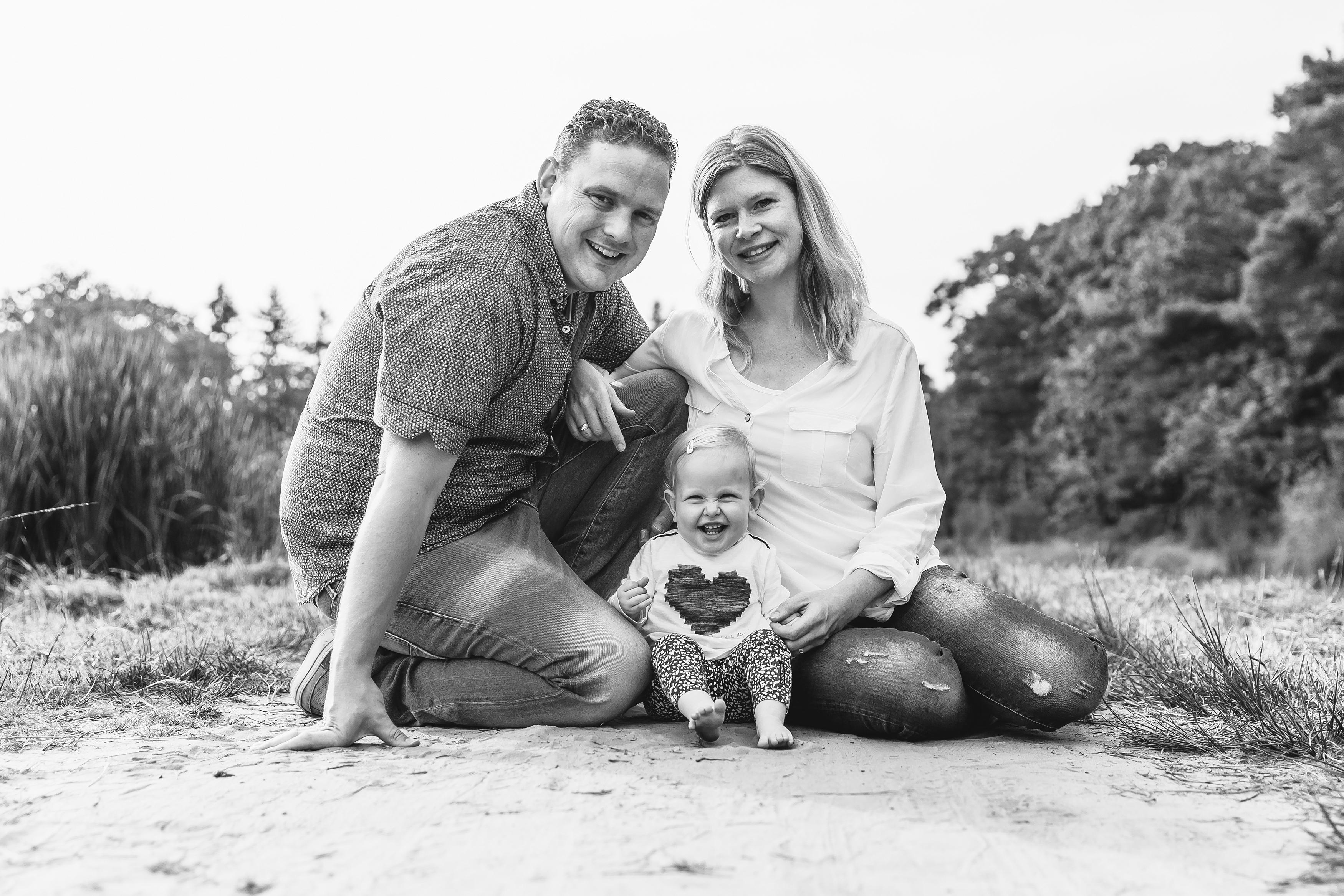 gezinsfotografie op locatie