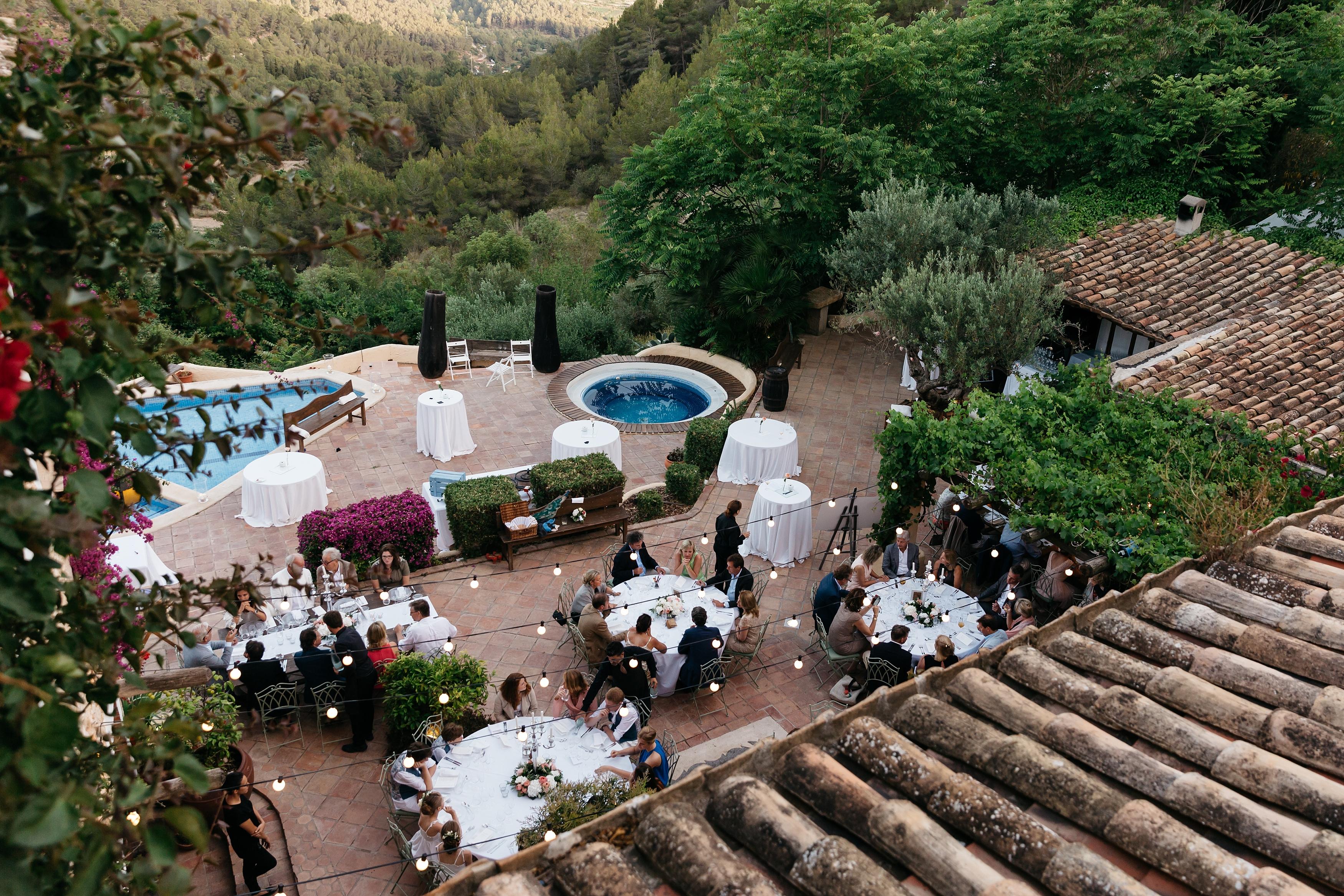 Destination wedding, Barcelona