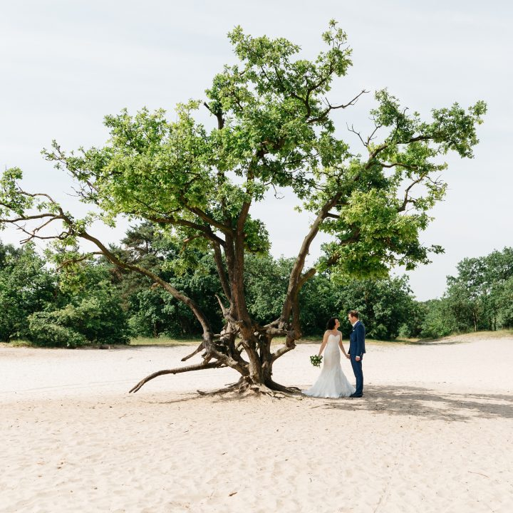 Trouwfotograaf Breda zomerse bruiloft