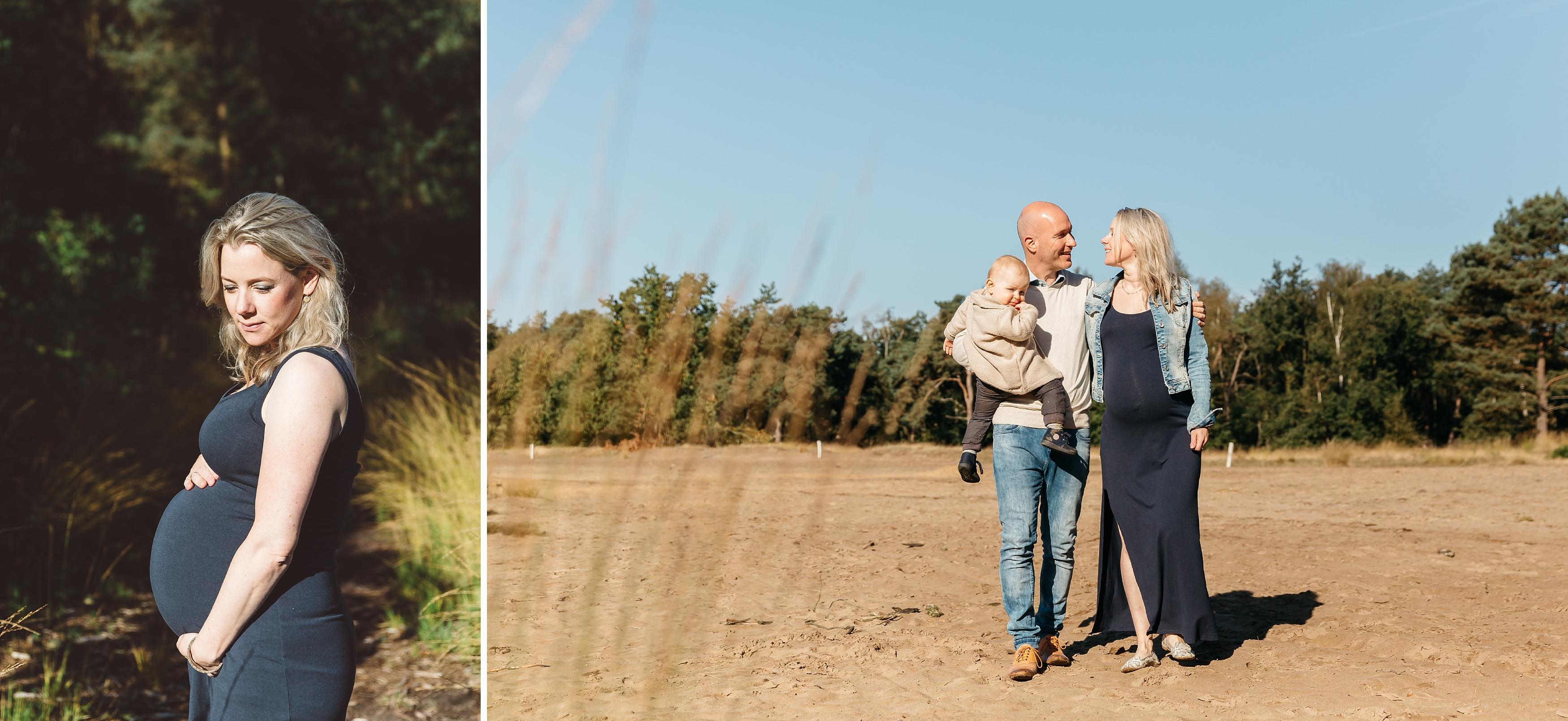 gezinsfotografie zwangerschapsfotografie