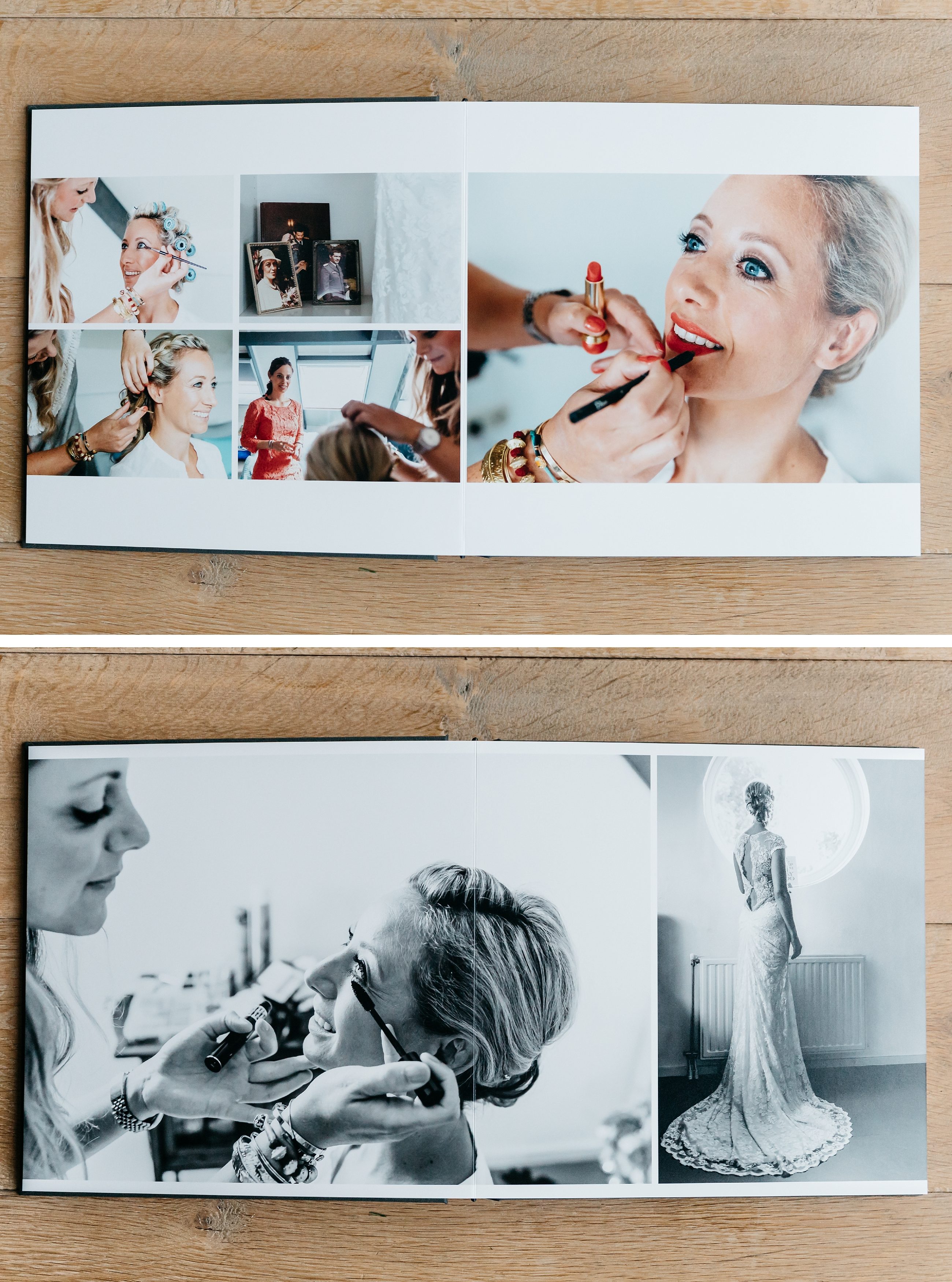 trouwalbum bruidsreportage