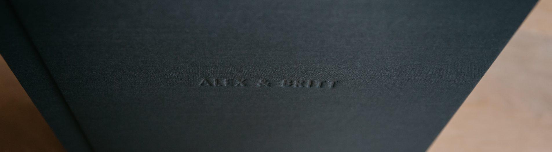 trouwalbum / bruidsreportage