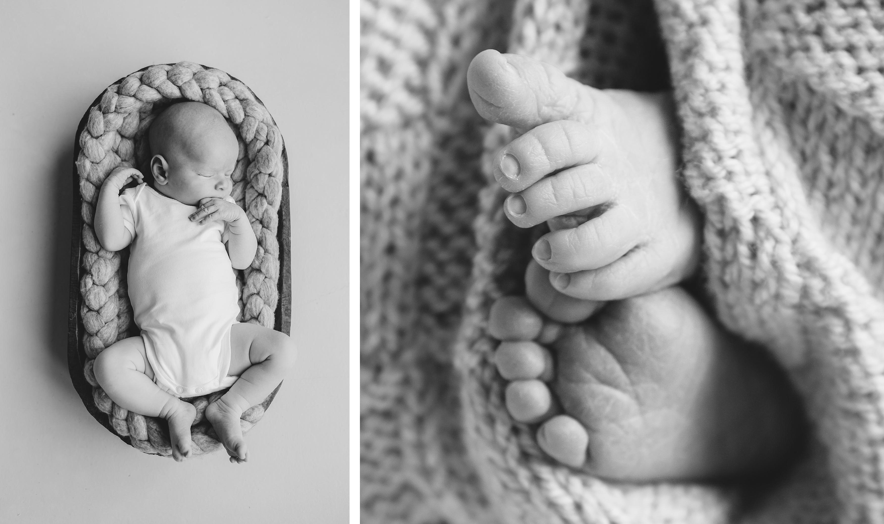 spontane newbornfotografie-gezinsreportage aan huis