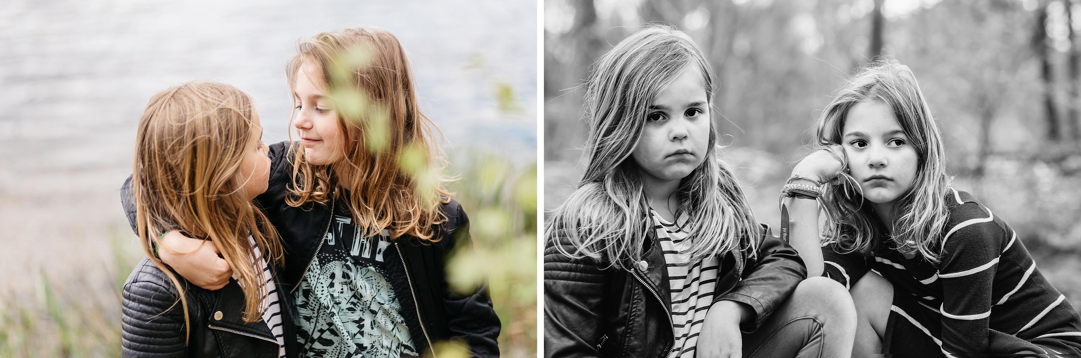 Stoere kinderfotografie