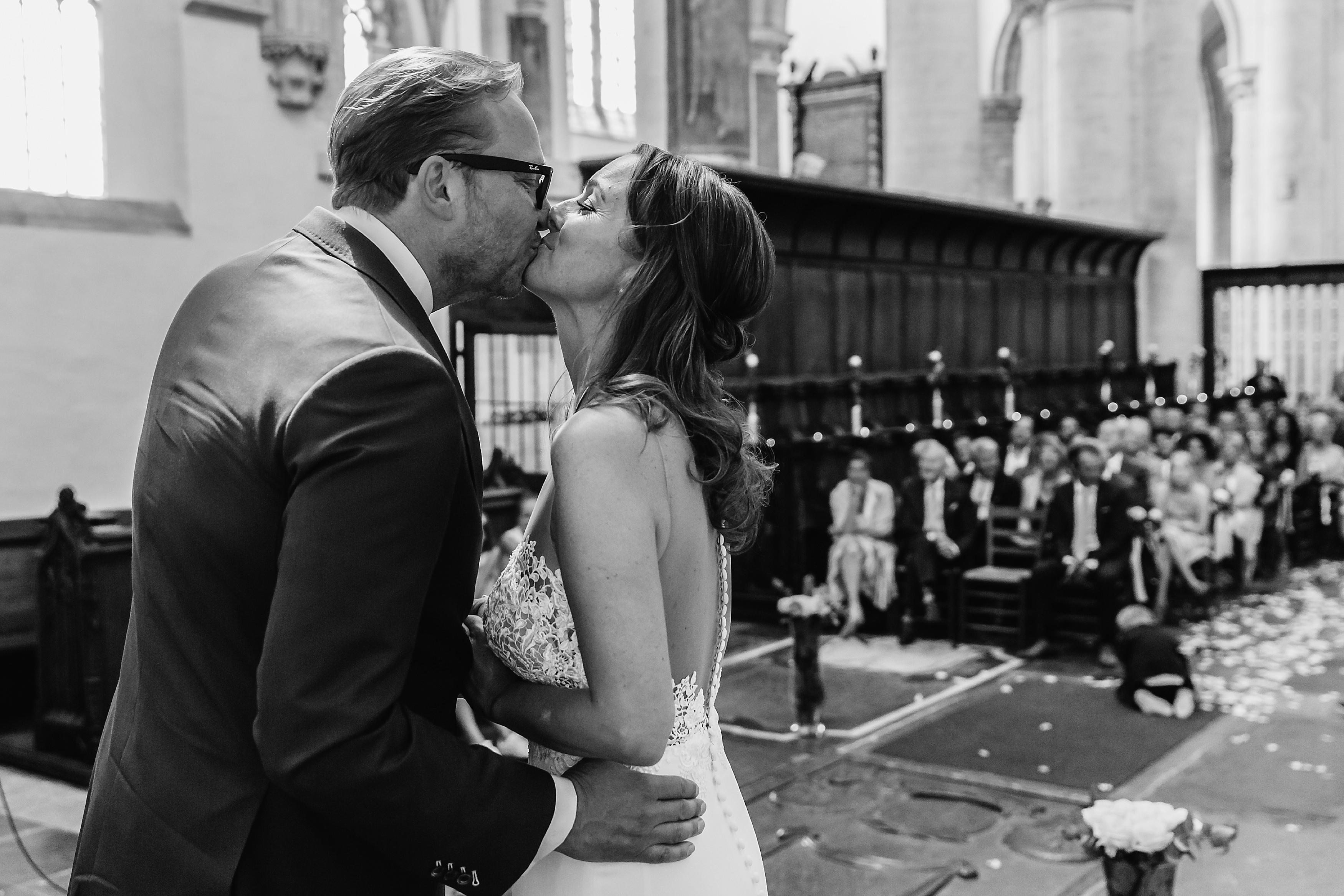 PREVIEW trouwen in de grote kerk, Breda