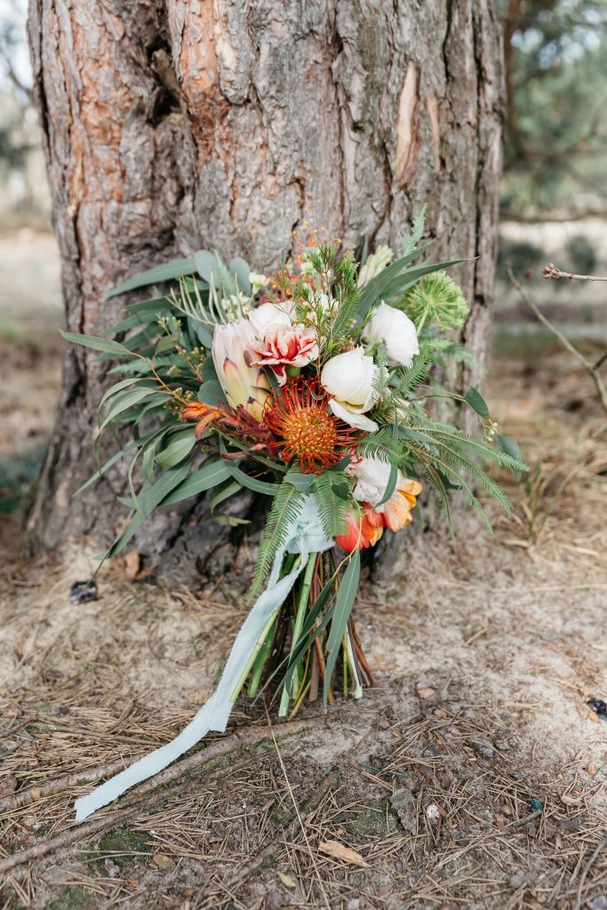Styled Shoot - bohemian festival wedding