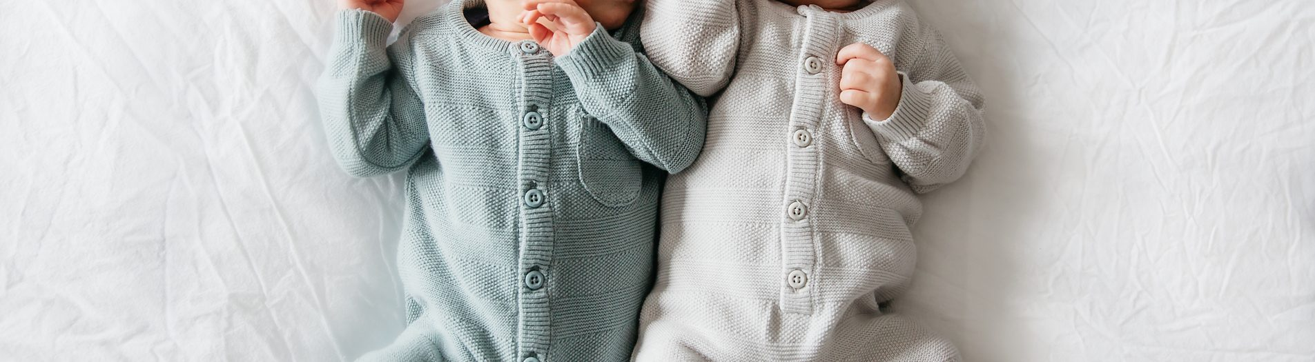 Newbornfotografie tweeling: MEET TWINS FELIX & SEBAS