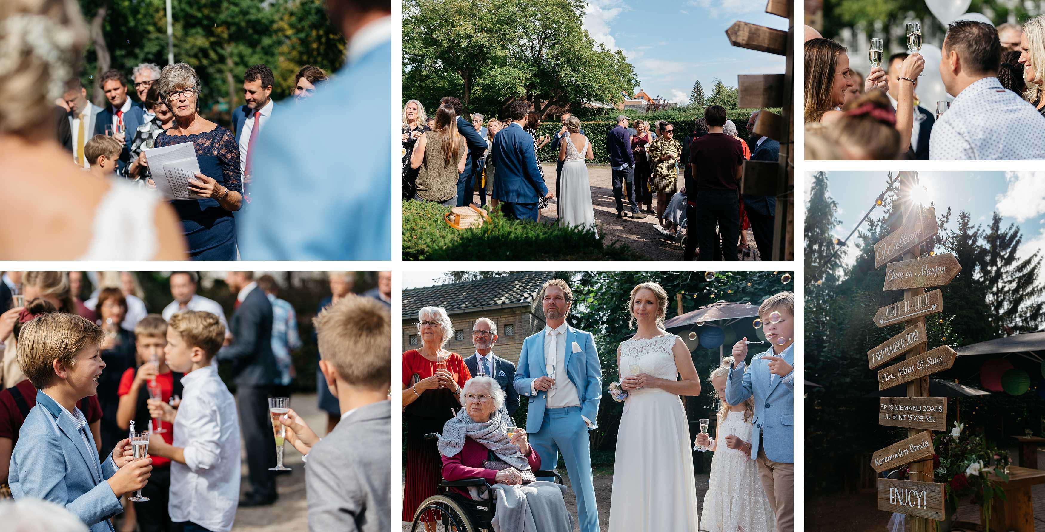 authentiek bruidsfotograaf Breda