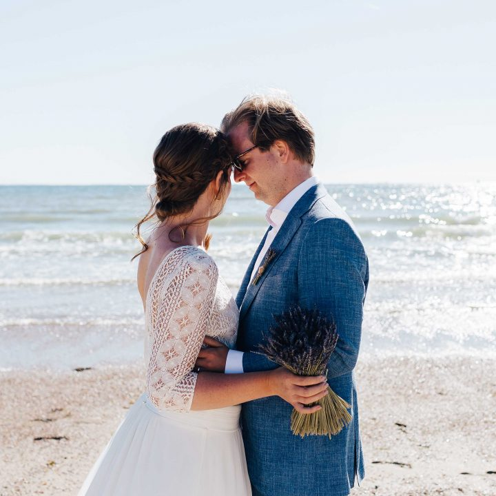 bruidsfotografie in Zeeland