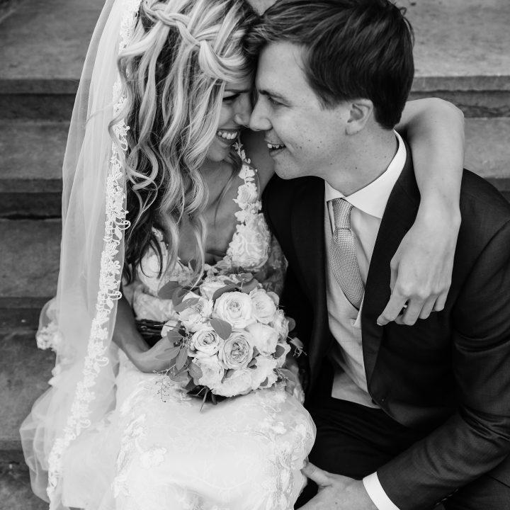 Bruidsreportage 'classique chique'