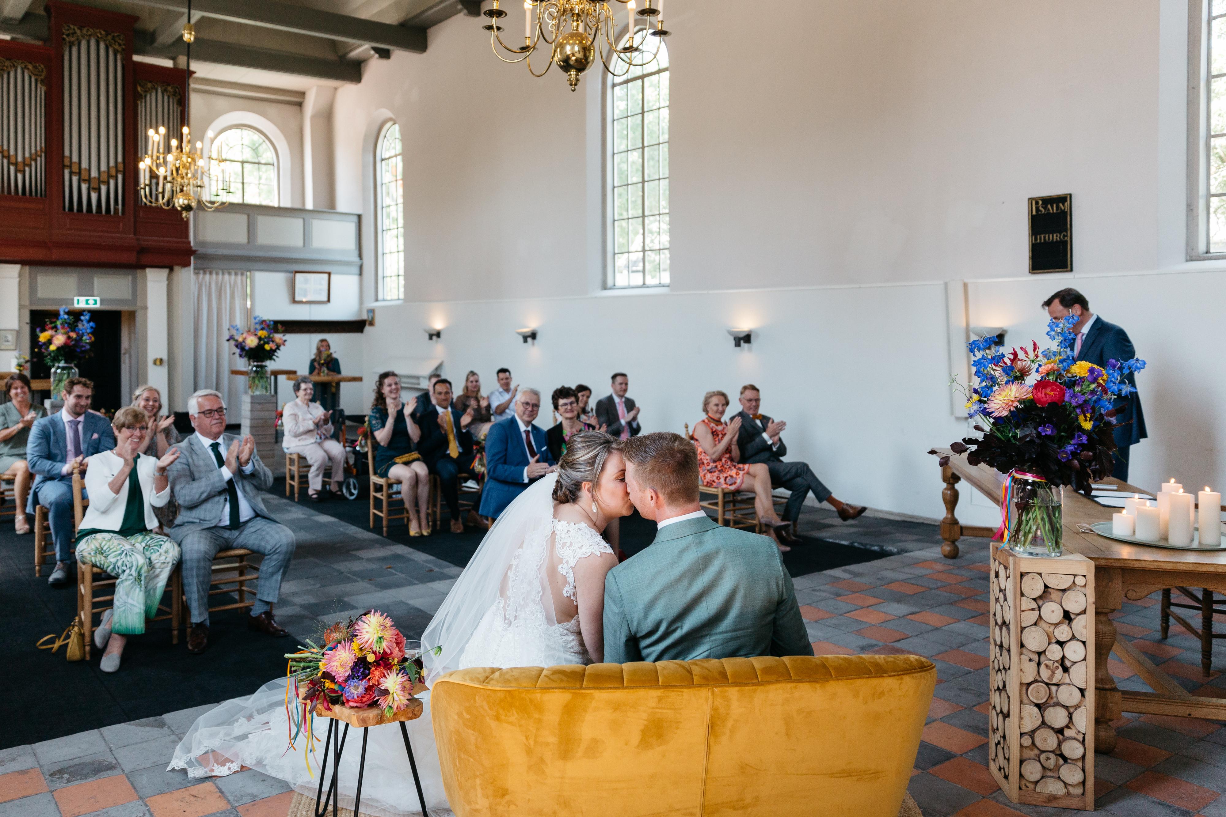 corona proof wedding