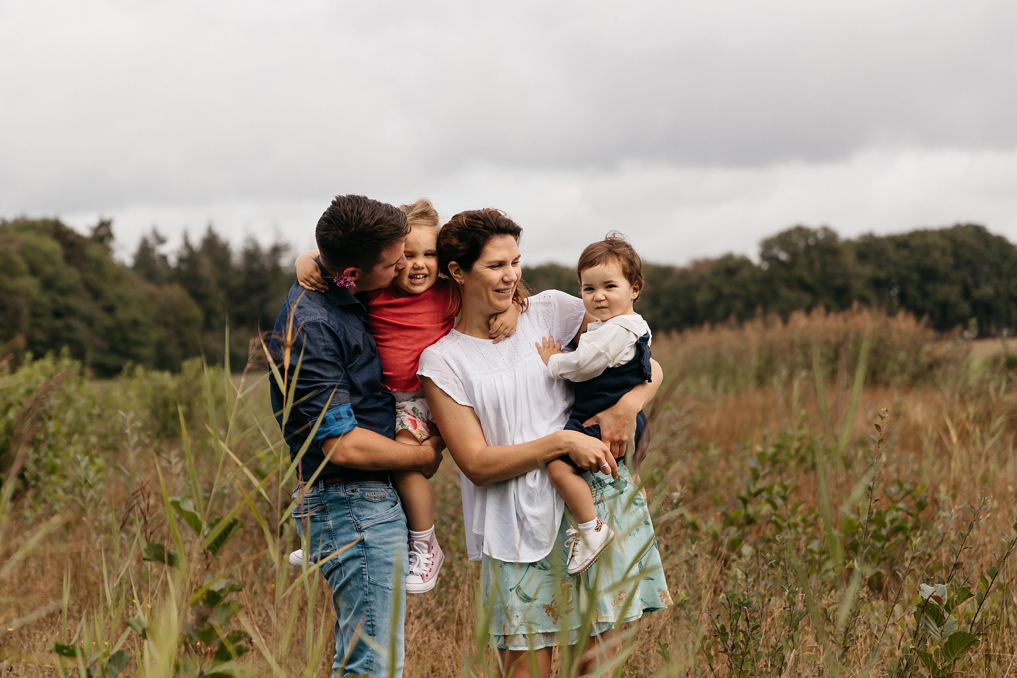 een nieuw Kroonmoment, gezinsfotografie